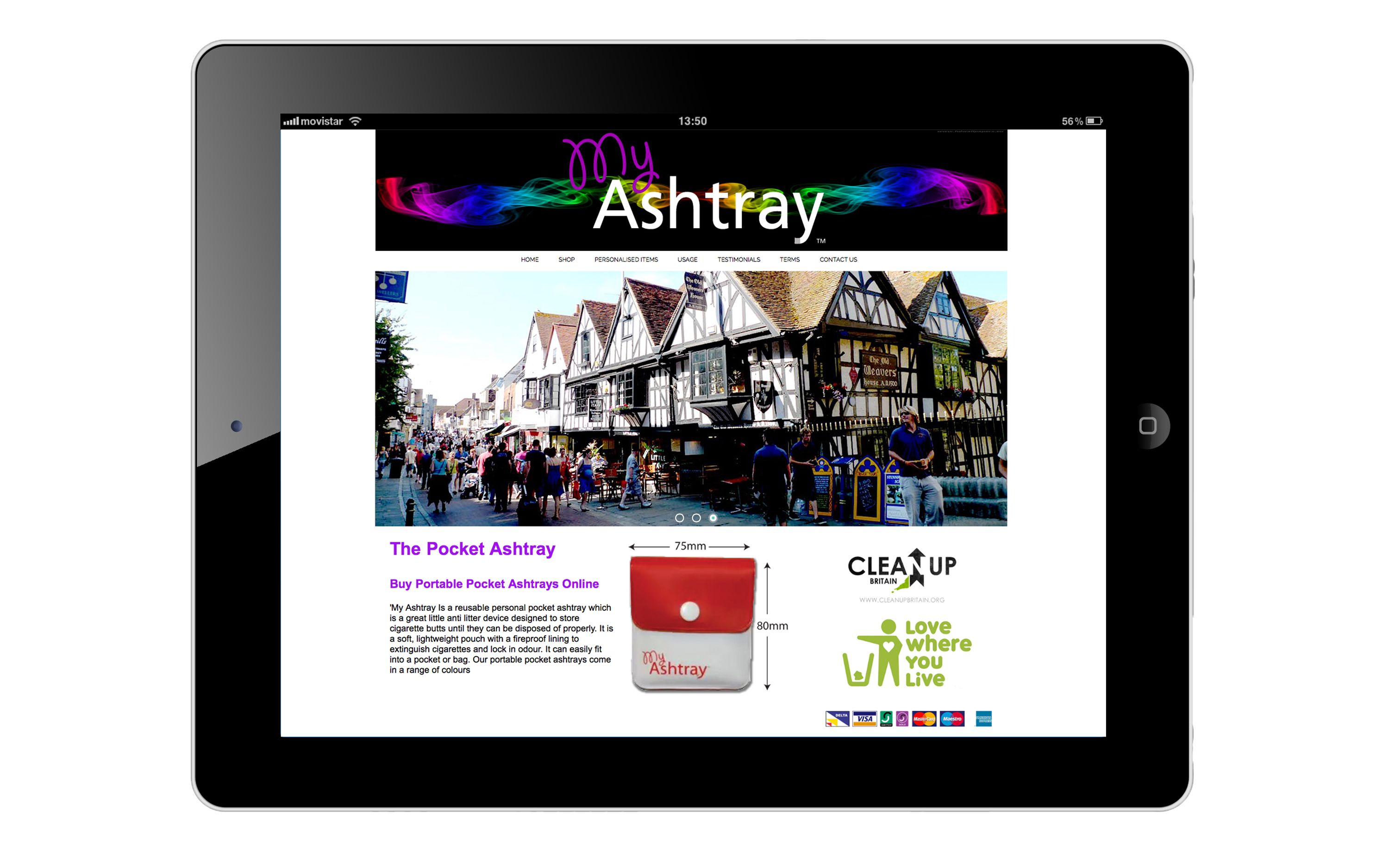 E-Commerce/Website/Hitchin